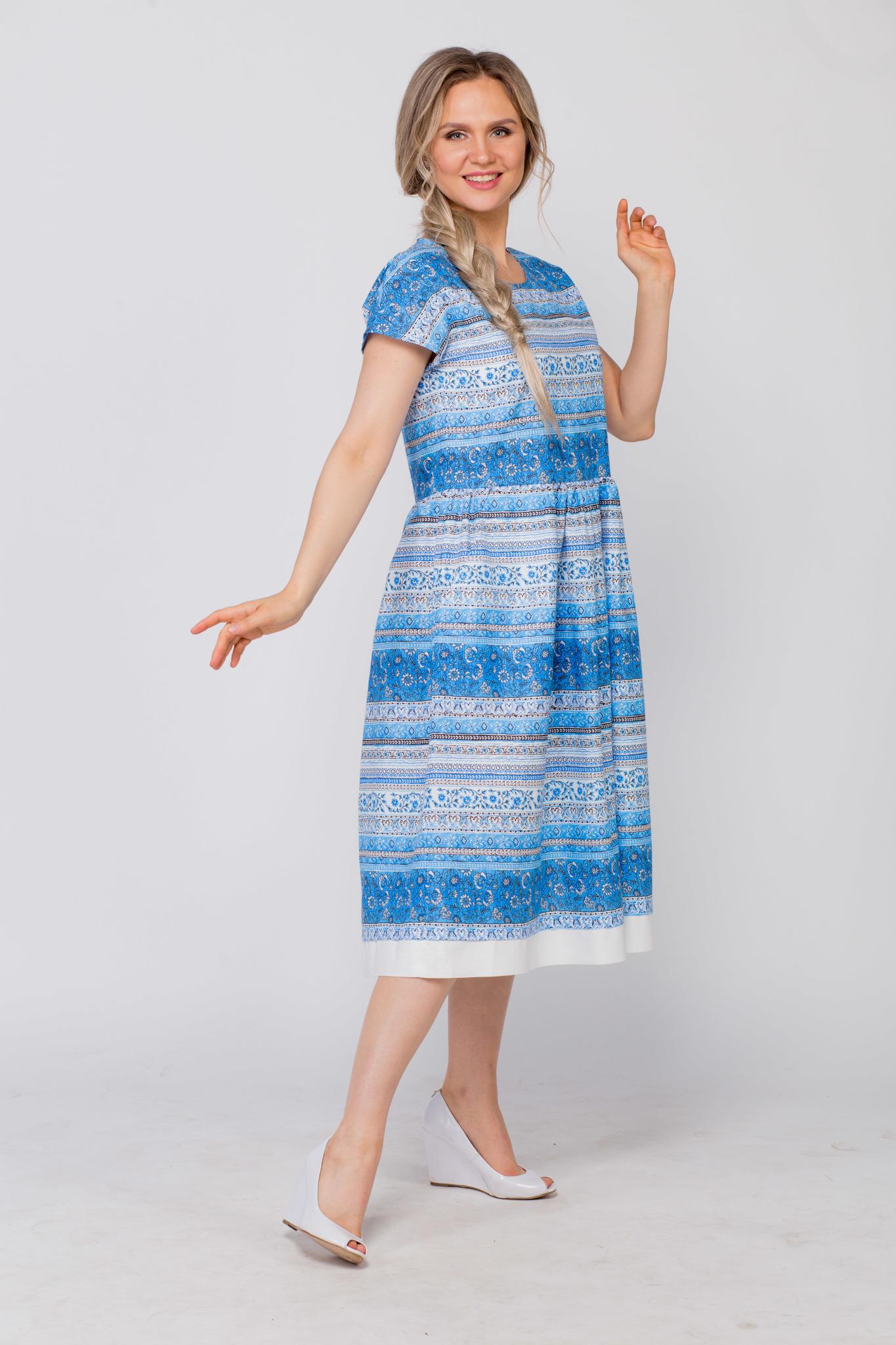 Платье Летний сон вид сбоку
