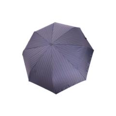 Зонт автомат в полоску, ТРИ СЛОНА, диаметр купола - 130 см, 603-3