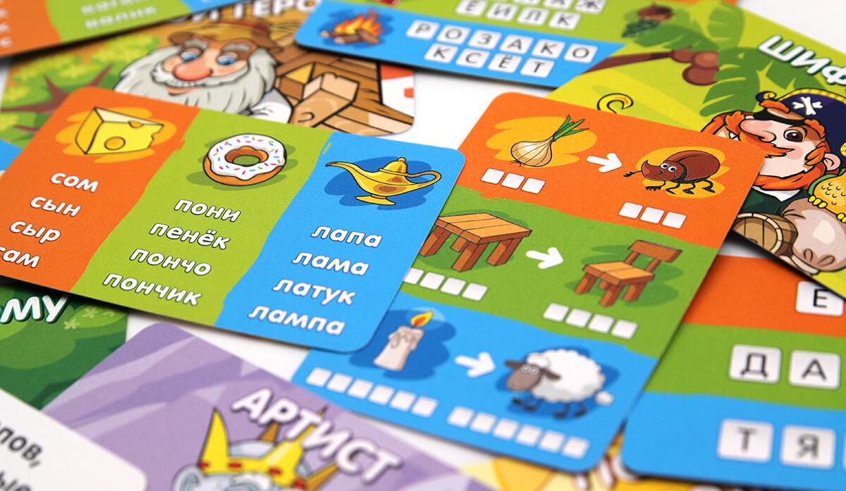 Настольная игра Чумачечий квест: игра