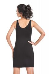 Irina nightdress Black