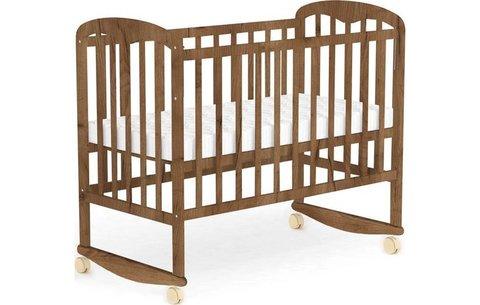 Кровать детская Фея 323 табачный дуб