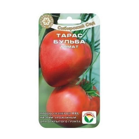 Тарас Бульба 20шт томат (Сиб Сад)