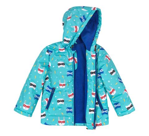КТ212 Куртка для мальчика утепленная