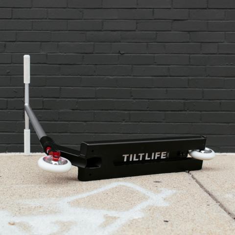 Трюковой самокат Tilt Theorem Asphalt Large
