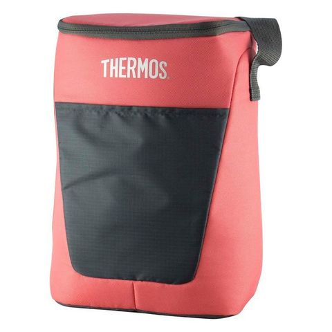 Сумка-термос Thermos Classic 12 Can Cooler 10л. розовый/черный (287618)