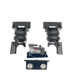 Усиленная пневмоподвеска задней оси Mercedes Sprinter W906, Volkswagen Crafter 50 + система управления 2 контура (без ресивера)