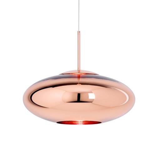 Подвесной светильник копия Copper Wide by Tom Dixon
