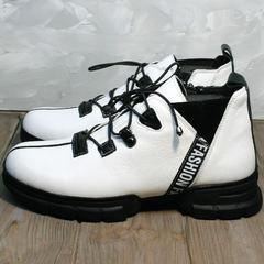 Ботинки сникерсы женские Ripka 146White