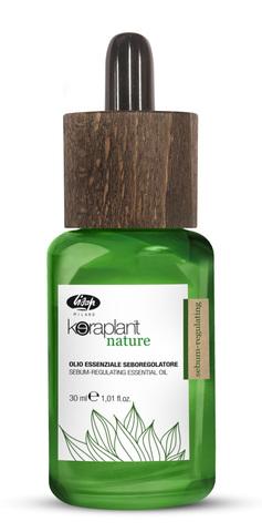 Keraplant Nature | Нормализация сальных желез