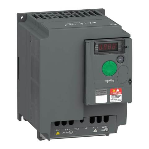 Schneider Electric ATV310HU30N4E (3 КВТ, 380В, 3Ф)
