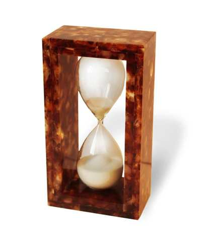 Сувенирные песочные часы | Кварцевый песок, 30 минут