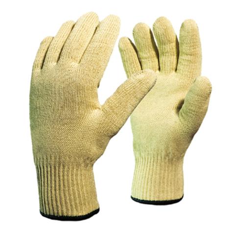 Трикотажные перчатки из пара-арамидной нити «Кевлар» от порезов (Россия)
