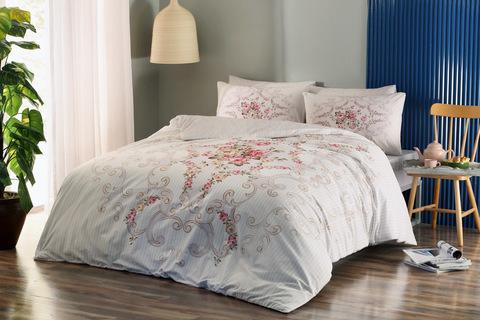 Комплект постельного белья Ранфорс семейный