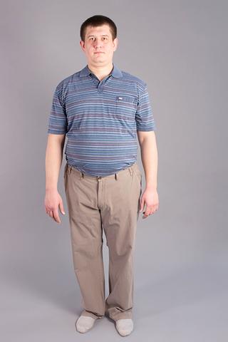 Лекала мужских брюк