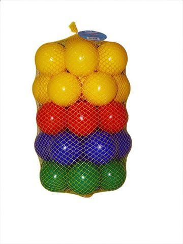 Набор шариков для сухого.бассейна (диаметр 8 см., 35 шт.), 2011