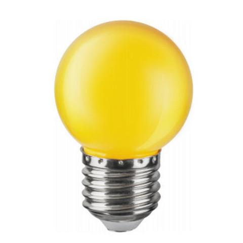 Лампа Navigator 71 830 NLL-G45-1-230-Y-E27 Желтая
