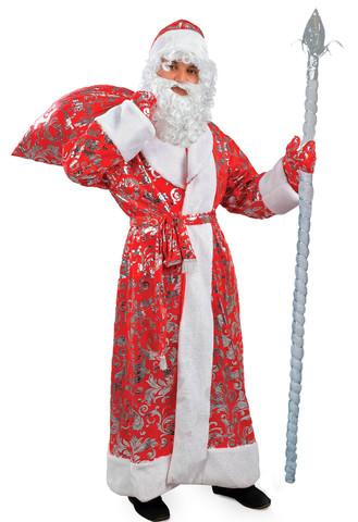 Костюм Деда Мороза Новогодний