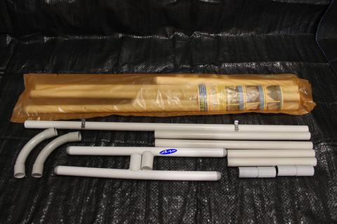 Регулируемая подставка для фитосветильника 64*68 см
