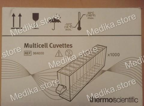 Мультиячеистые кюветы (Multicell Cuvettes) Thermo Fisher Scientific Oy арт 984000/984000Х