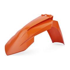 Крыло переднее Polisport KTM SX/SX-F/XC-F16-18 оранж 8574200008