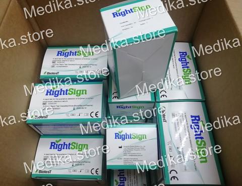 Набор реагентов хроматографичеких для in vitro диагностики содержания Д-димера (D-Dimer) в цельной крови/сыворотке/плазме, 10 шт/набор Biotest Biotech Co.,Ltd, (КНР)