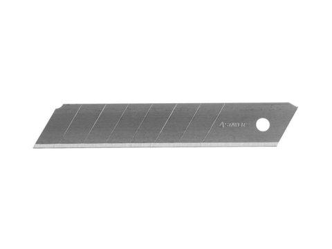 STAYER PROFESSIONAL 18 мм лезвия сегментированные, 10 шт, 8 сегментов