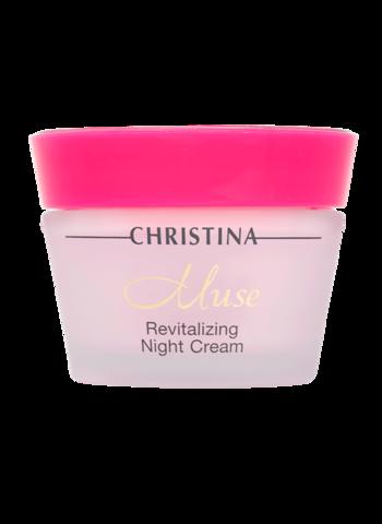Сhristina  Ночной восстанавливающий крем | Muse Revitalizing Night Cream