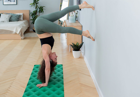 Коврик для йоги travel Non slip Taiga  183*61*0,2 см