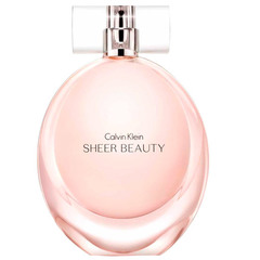 Calvin Klein sheer beauty edt L   100ml