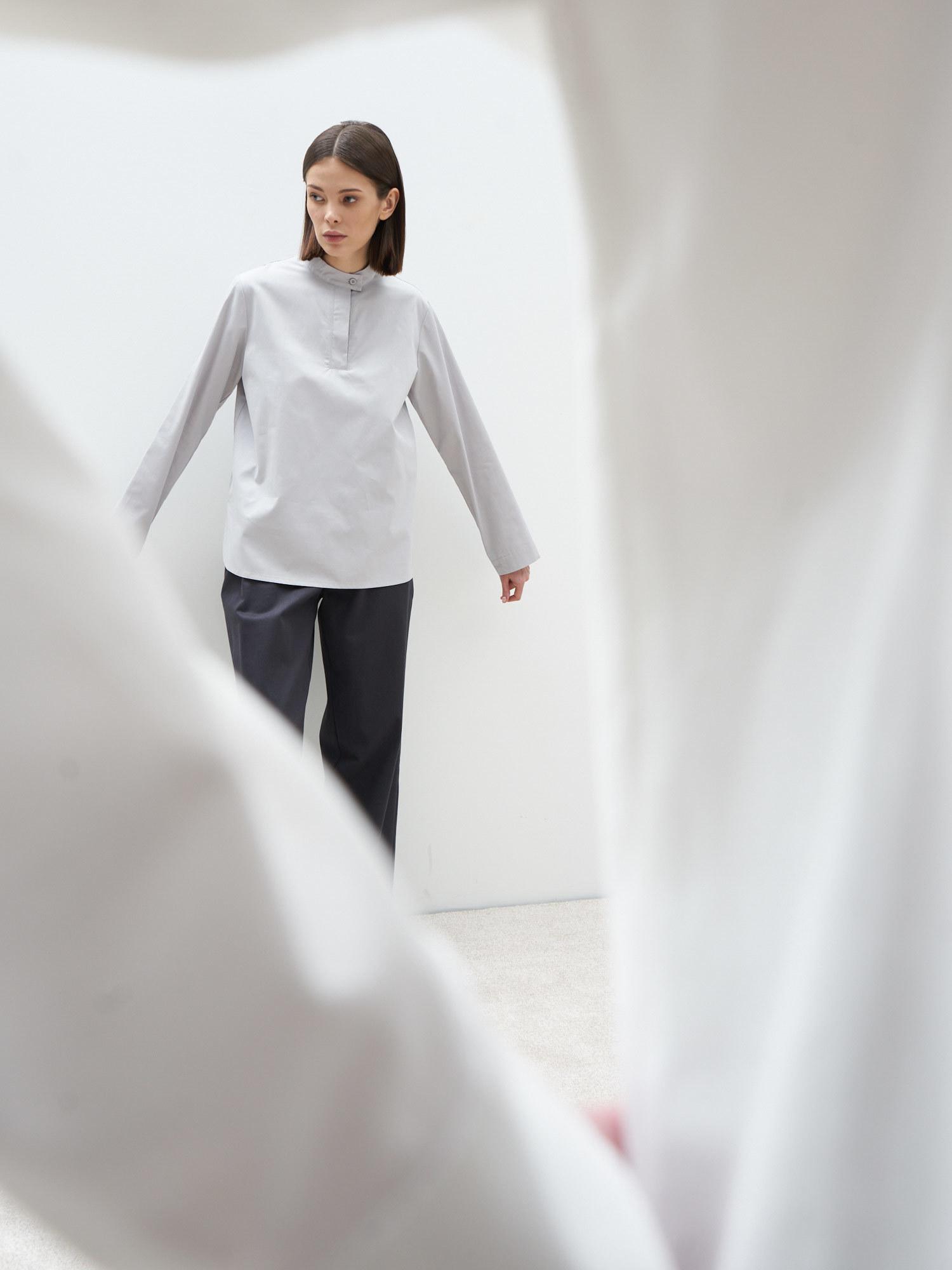 Рубашка-косоворотка Sandra