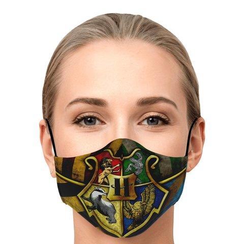 Maska \ Маска \ Mask Harry Potter