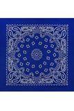 Синяя бандана крипс фото