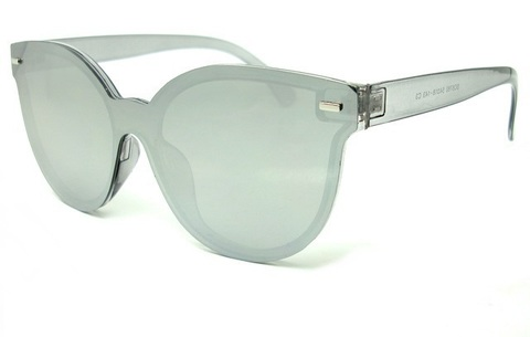 Солнцезащитные очки 6780004s Серебряный - фото
