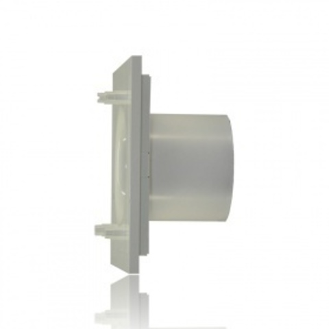 Накладной вентилятор Soler & Palau SILENT-100 CZ DESIGN-4С MARBLE WHITE