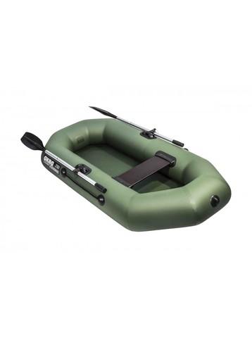 Гребная надувная лодка  одноместная АКВА (ОПТИМА) 210