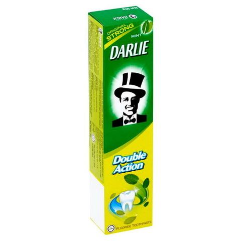 Зубная паста Дарли Дабл Экшэн DARLIE с Мятой, 35 гр.