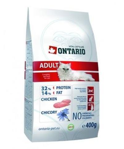 Купить Ontario Adult Cat Chicken для кошек