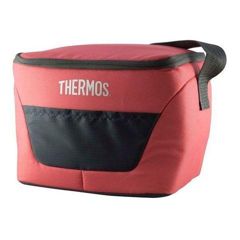 Сумка-термос Thermos Classic 9 Can Cooler 7л. розовый/черный (287403)