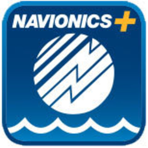 Карта Днепра NAVIONICS+ для Lowrance, Simrad, Raymarine, Humminbird