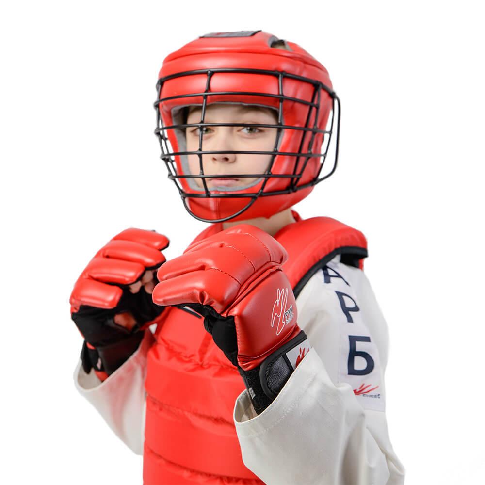 Перчатки Перчатки для АРБ Рэй-Спорт 398.jpg