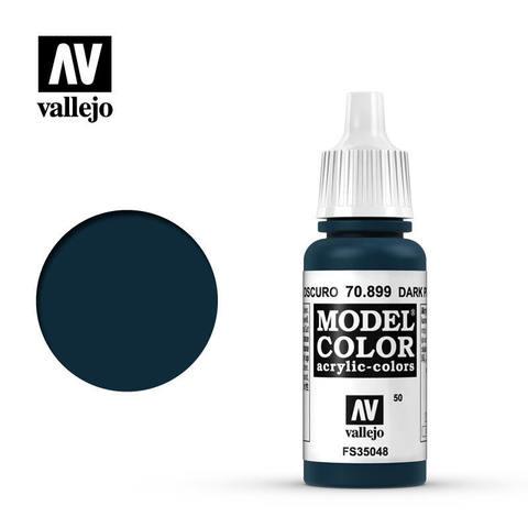 Model Color Dark Prussian Blue 17 ml.