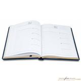 Ежедневник Letts Global Deluxe A5 белые страницы (412 127010)