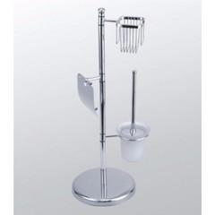 Стойка для ванной комнаты Zalel Lider Y690 напольная 3 в 1