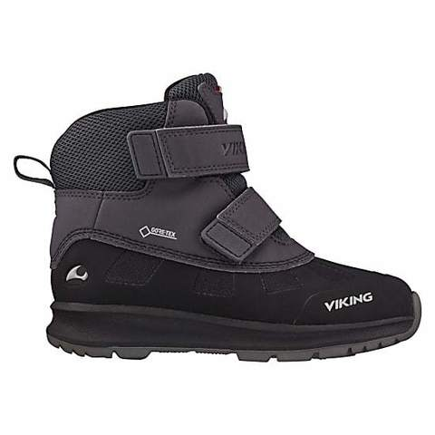 Ботинки Viking Toby GTX Black/Charcoal