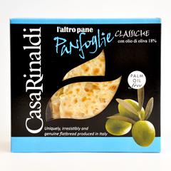 Хлебцы Панфолье классические  с оливковым маслом Casa Rinaldi 100 г