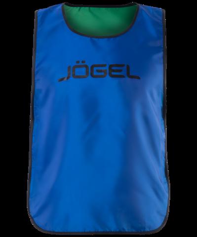Манишка двухсторонняя Reversible Bib, детский, синий/зеленый