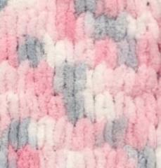 Пряжа Alize Puffy Color цвет 5864