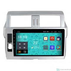 Штатная магнитола 4G/LTE Toyota Land Cruiser Prado 150 14-16 Android 7.1.1 Parafar PF347