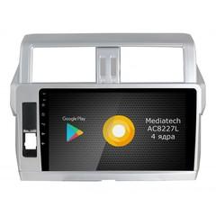 Штатная магнитола на Android 8.1 для Toyota Land Cruiser 150 13+ Roximo S10 RS-1115
