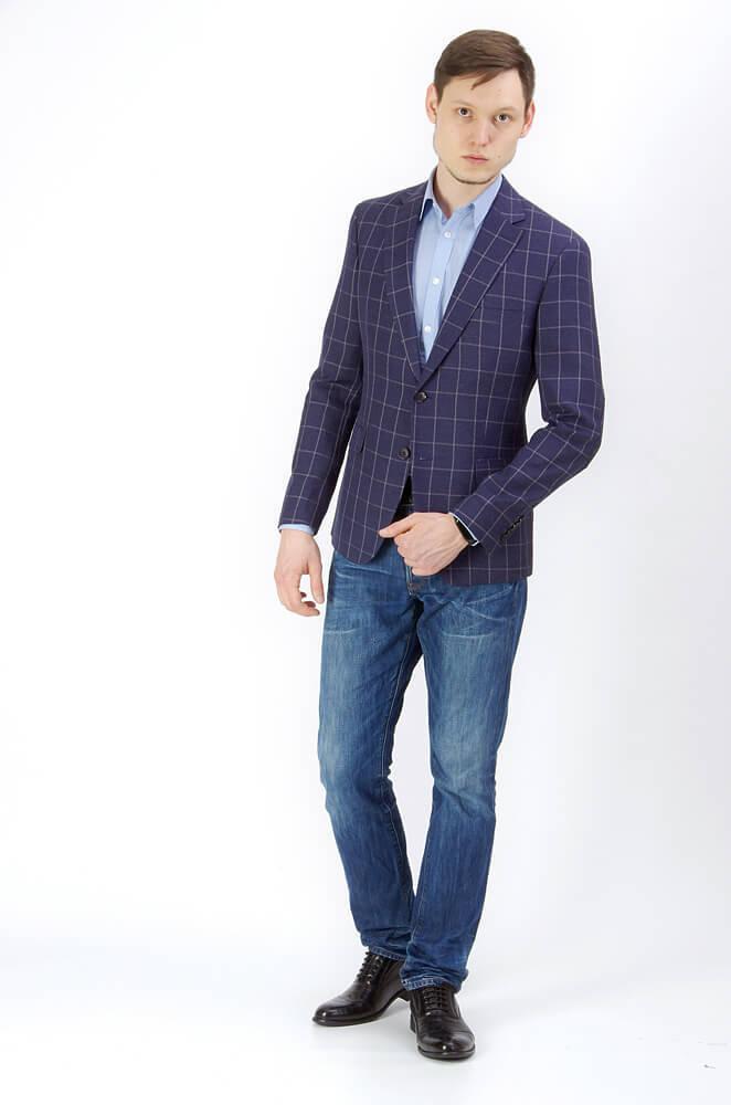 Пиджаки Slim fit CESARI MARIANO / Пиджак Slim Fit IMGP9382.jpg